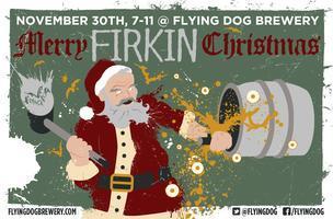 Merry Firkin Christmas