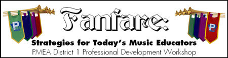Fanfare: Strategies for Today's Music Educators