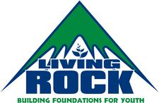 Living Rock Ministries logo