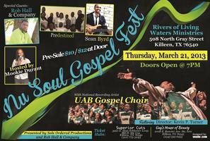 Nu Soul Gospel Fest