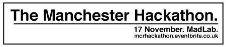 Manchester Hackathon