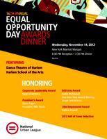 National Urban League Equal Opportunity Dinner