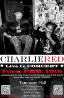 CharlieRED LIVE @ Tammany Hall