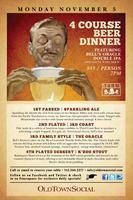 Bell's Beer Dinner