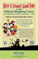 Mililani Shopping Center Halloween Event
