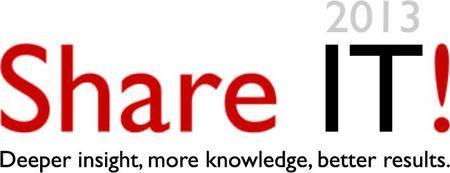 Edmonton Share IT 2013