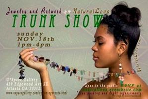 NaturalLova Jewelry Design Trunk Show