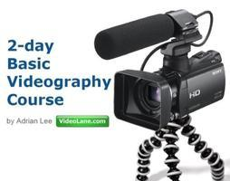 2-day Basic Videography Course - LIVE in Singapore -...