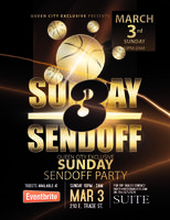QC Exclusive Promotions Presents The SUNDAY SENDOFF