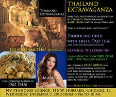 Thailand Extravaganza December 5th at NV!!