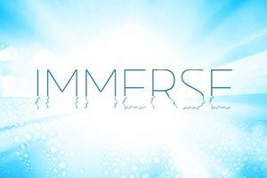 Immerse: Cultivating passion for Jesus