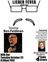 FREE COMEDY SHOWCASE w/ headliner Ben Feldman