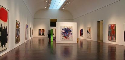 Austin Slow Art Day - Blanton Museum of Art - April...