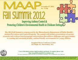 MAAP Fall Summit 2012