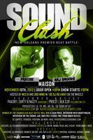 Soundclash: New Orleans Premier Beat Battle, Artist...