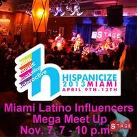 Hispz13 Miami's Top Latino Influencers Meet-Up
