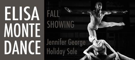 Fall Showing & Jennifer George Holiday Sale