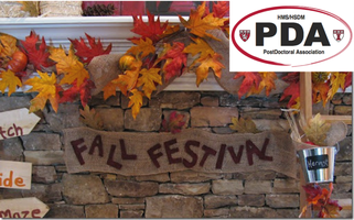 SAVE THE DATE: PDA Family Fall Festival/Potluck!