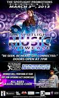 The Spotlight Music Showcase Def Jam Edition