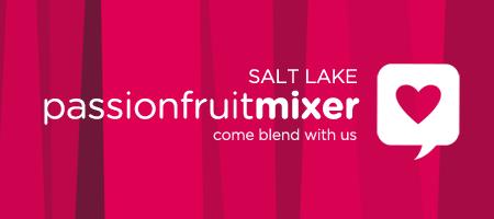 Passionfruit Mixer - Salt Lake City