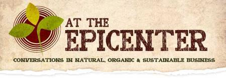 At the Epicenter Presents Eco-preneur Brendan Synnott,...