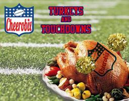 November Cheerobix Workshop - Turkeys and Touchdowns
