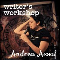 Free Writing Workshop with Andrea Assaf