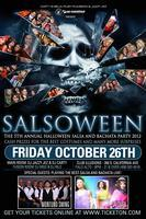 Salsoween 5th Annual @ Friday, Oct. 26, 2012 8:30pm