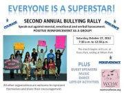 2nd Annual Anti-bullying Rally (by W.O.W. Teen  and...