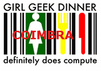 #PGGD18 - 18º Portugal Girl Geek Dinner - Coimbra