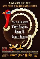 11/24 WCS Events Thanksgiving Recovery party!  Alix...