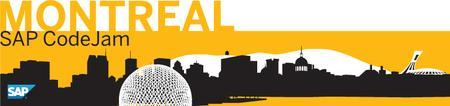SAP CodeJam Montreal