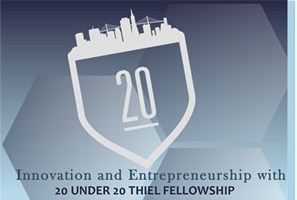 Thiel Fellowship Information Session