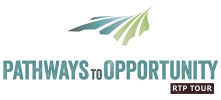 RTP Pathways to Opportunity Tour- Catawba Valley...