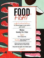 Food + Trivia, A Night of Cutthroat Competition...