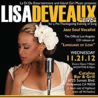 Lisa Deveaux Live in concert