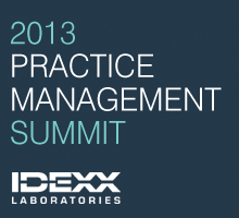 The 2013 IDEXX Global Practice Management Summit