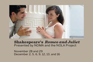 NOMA & the NOLA Project Present: Romeo & Juliet: Thursday,...