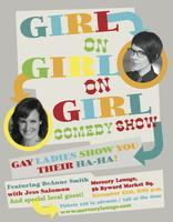 Girl on Girl on Girl Comedy Show