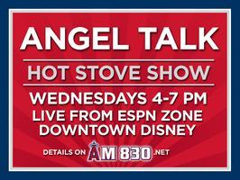Angel Talk Hot Stove at ESPN Zone
