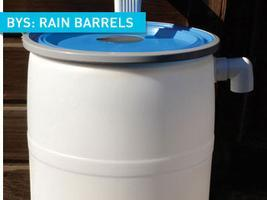 Backyard Skills: All About Rain Barrels