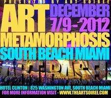 Art Metamorphosis - Art Basel Miami Beach 2012...