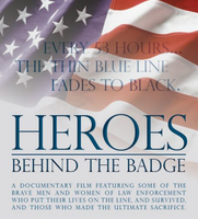 Heroes Behind the Badge - Movie Screening