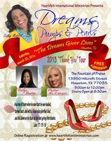 Dreams, Pumps & Pearls 2013 Thank You Tour - Houston