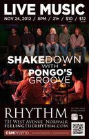 Shakedown w/ Pongo's Groove