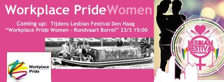 Workplace Pride Women - Rondvaart Borrel Den Haag