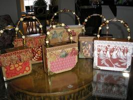 Cigarbox Purse Workshop with Vanessa Fasanella
