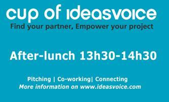CUP OF IDEAS VOICE - Entrepreneurs meet Co-founders