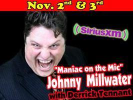 Maniac on The Mic - Johnny Millwater