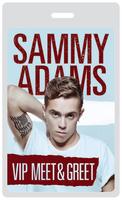 SAMMY ADAMS IN MINNEAPOLIS, MN (VIP UPGRADE)